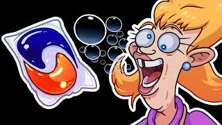 Download Yo Mama Jokes - YO MAMA SO STUPID! Tide Pods Challenge Video