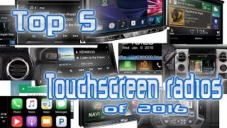 Download Top 5 Car Stereo touchscreen radios of 2016 Video