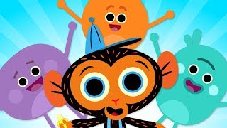 Download Cartoons For Kids | The Bumble Nums & Mr. Monkey Compilation Video