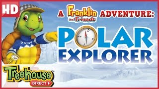 Download Franklin and Friends: Polar Explorer SPECIAL! | Funny Animal Cartoons for Kids by Treehouse Direct Video