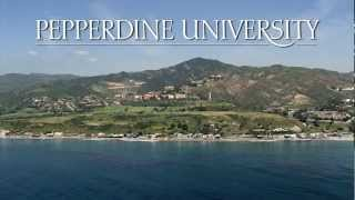 Download Aerial Tour of Pepperdine University and Malibu Video