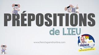Download Les prépositions de lieu en français Video