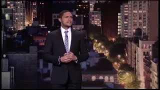 Download Trevor Noah on The David Letterman Show Video