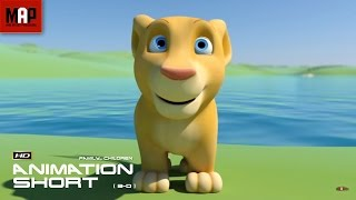 Download CGI 3D Animated Short Film ″BIBI″- Funny Educational Cartoon for Kids by Joel Stutz Video