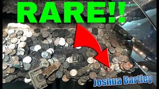 Download Amazing Rare find Inside Coin Pusher!! Video