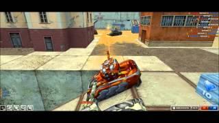 Download [TO] Tanki Online - Gameplay 3° (Railgun M3 - Hornet M3 - Inferno) Video