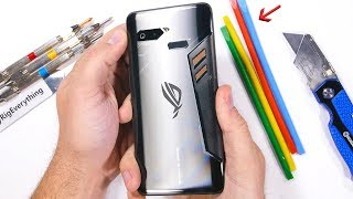 Download Asus ROG Gaming Phone - Durability Test! Video