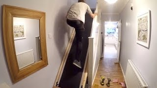 Download Making a Staircase TREADMILL Video