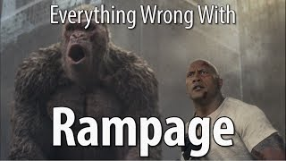 Download Everything Wrong With Rampage In 16 Minutes Or Less Video