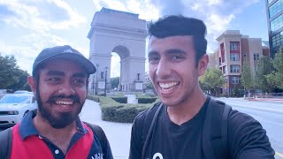Download College Weekend With IITian 🔥 India Gate in USA Video