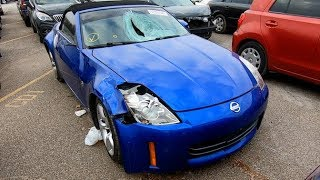 Download Copart Live Bidding - Winning 3 Cars = Nissan 350z + $430 Galant! Video