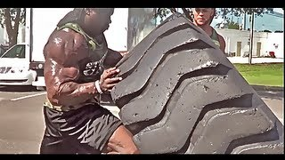 Download When Bodybuilding Meets Strongman ft. Elliott Hulse & Kali Muscle Video