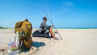Download stranded overnight on uninhabited island during fishing phenomenon Video