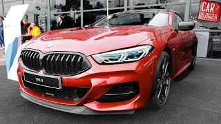 Download SNEAK PREVIEW the NEW BMW M850i xDrive 2019 Video