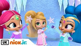 Download Shimmer and Shine | Snow Time To Spare | Nick Jr. UK Video