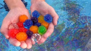 Download What's inside Giant Orbeez? Video