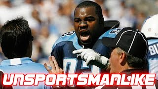 Download NFL Most Unsportsmanlike Moments Video