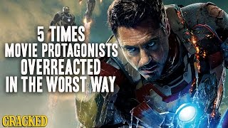 Download 5 Times Movie Protagonists Overreacted In The Worst Way Video