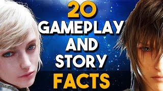 Download Final Fantasy XV - 20 MUST KNOW Gameplay and Story Facts Video