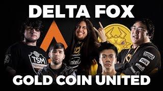 Download SCARRA: DELTA FOX (MEME STREAM DREAM TEAM) VS GOLD COIN UNITED NACS MATCH WEEK 4 HIGHLIGHTS Video