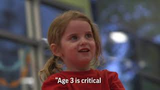 Download New exercise guidelines: Get kids moving at age 3 Video
