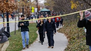 Download 11 hospitalized after Ohio State campus attack Video