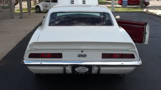 Download 1969 Chevrolet Camaro SS $46,900.00 Video