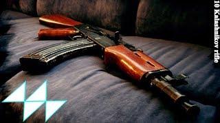 Download 10 อันดับ ปืน AK / 10 Kalashnikov rifle Video