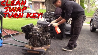 Download 2004 CIVIC JDM ENGINE SWAP! Video