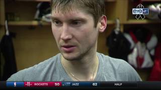 Download Sergei Bobrovsky enjoying this season with the Blue Jackets Video