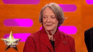 Download Dame Maggie Smith Has Never Seen Downton - The Graham Norton Show Video