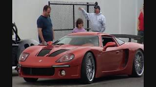 Download Two Guys Garage Cruises to Plymouth with Factory Five Racing Video