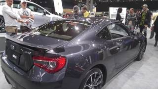 Download 2017 Subaru BRZ Premium Video