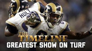Download The Most Potent Offense in NFL History | The Timeline: Greatest Show on Turf | NFL Films Video