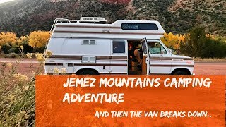 Download Van Life: Camping At Jemez Mountains Video