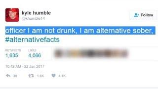 Download Internet mocks 'alternative facts' Video