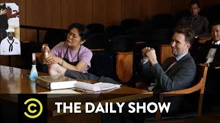Download Outrage Court - Patriotism vs. Protest: The Daily Show Video