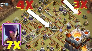 Download Ketemu Jalannya Pasti Rata, 7witch Untuk 3Star TH 11 Max, Clash of clans INDONESIA Video
