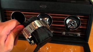 Download Wolf Roadster Triple Watch Winder Video Review Video