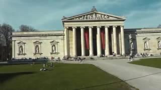 Download 00070 Day 6 - Glyptothek (Sculpture Museum, Munich) Video