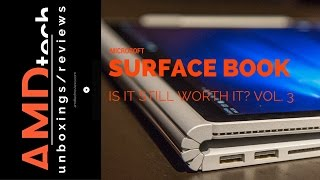 Download Surface Book Almost One Year Later: Is It Still Worth It? Vol. 3 Video