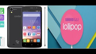 Download تحميل فلاش هاتف كوندور flash Condro C7 mini Lollipop 5 0 1 Video