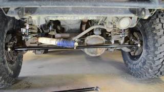 Download Rusty's Off Road Steering Upgrade, 98 Wrangler TJ Video