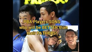 Download PBA PLAYER SONS WHO WILL SURPASS THE GREATNESS OF THEIR FATHERS Video