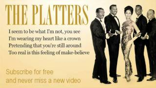 Download The Platters - The Great Pretender - Lyrics Video