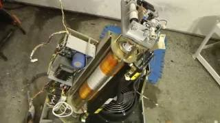Download Coherent Novus 2000 2.5W Argon/Ion laser teardown Video