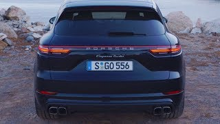 Download 2018 Porsche Cayenne Turbo - V8 Exhaust Sound, 550 hp, 770 Nm Video