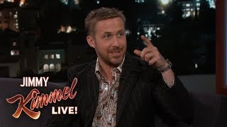 Download Ryan Gosling Thought He Had Brain Damage Video