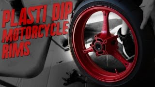 Download How to Plasti Dip Motorcycle Rims Video
