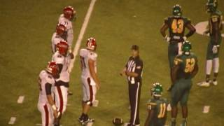 Download The Opelika Bulldogs Goes Up 21 ~ 7 vs The Carver Wolverines In Montgomery At The Cramton Bowl Video